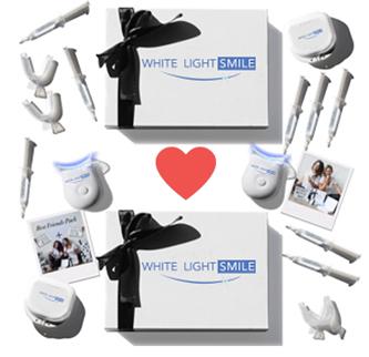 White Light Smile Kit