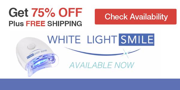 White Light Smile Teeth, White Light Smile, White Light Smile Review, White Light Smile whitening,