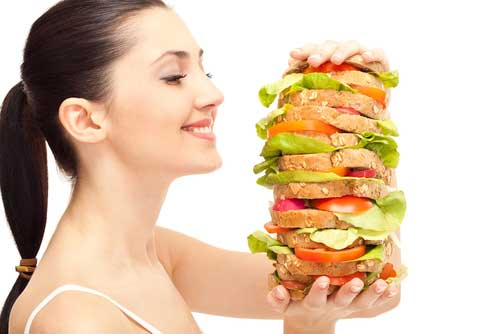 Common Weight Loss Problems, feeling Hungry