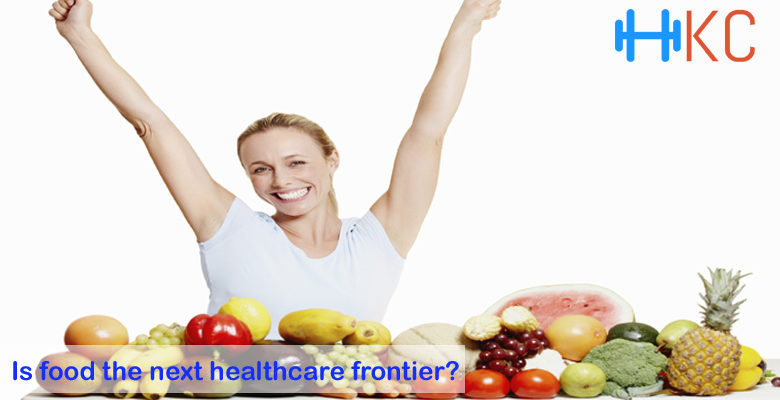 Is food the next healthcare frontier