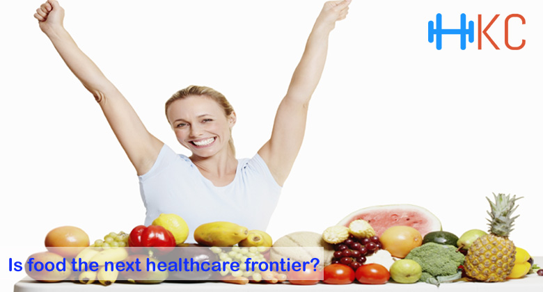 Is food the next healthcare frontier