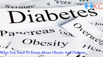 Know About Obesity And Diabetes