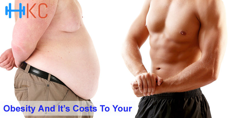 Obesity And It's Costs To Your, The Cost Of Obesity