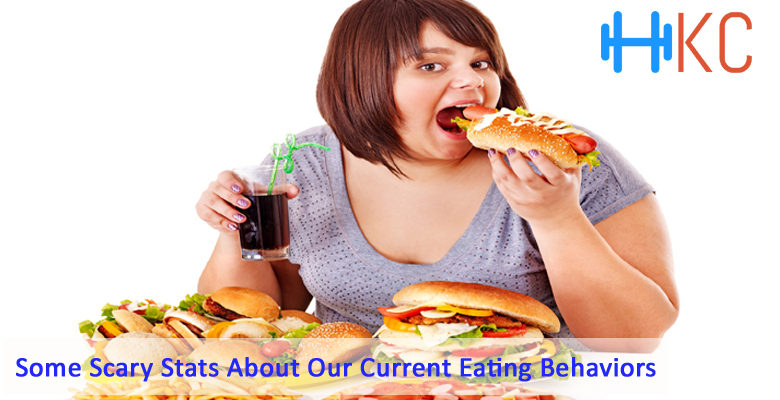 Some Scary Stats About Our Current Eating Behaviors