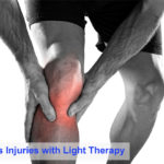 Treating Sports Injuries with Light Therapy