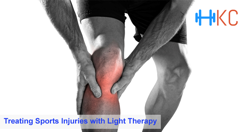 Treating Sports Injuries with Light Therapy, sports injuries, Treating Sports Injuries, Fitness Articles