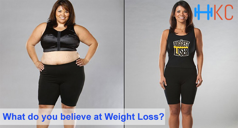 What do you believe at Weight Loss