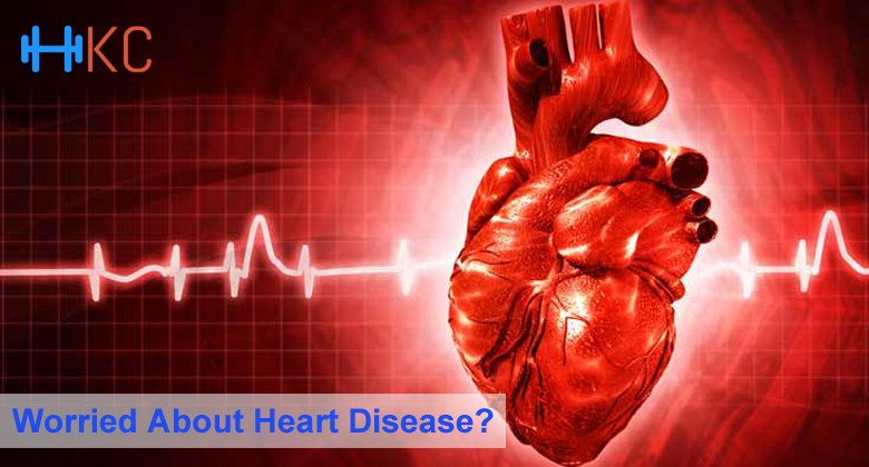 Worried About Heart Disease, Heart Disease
