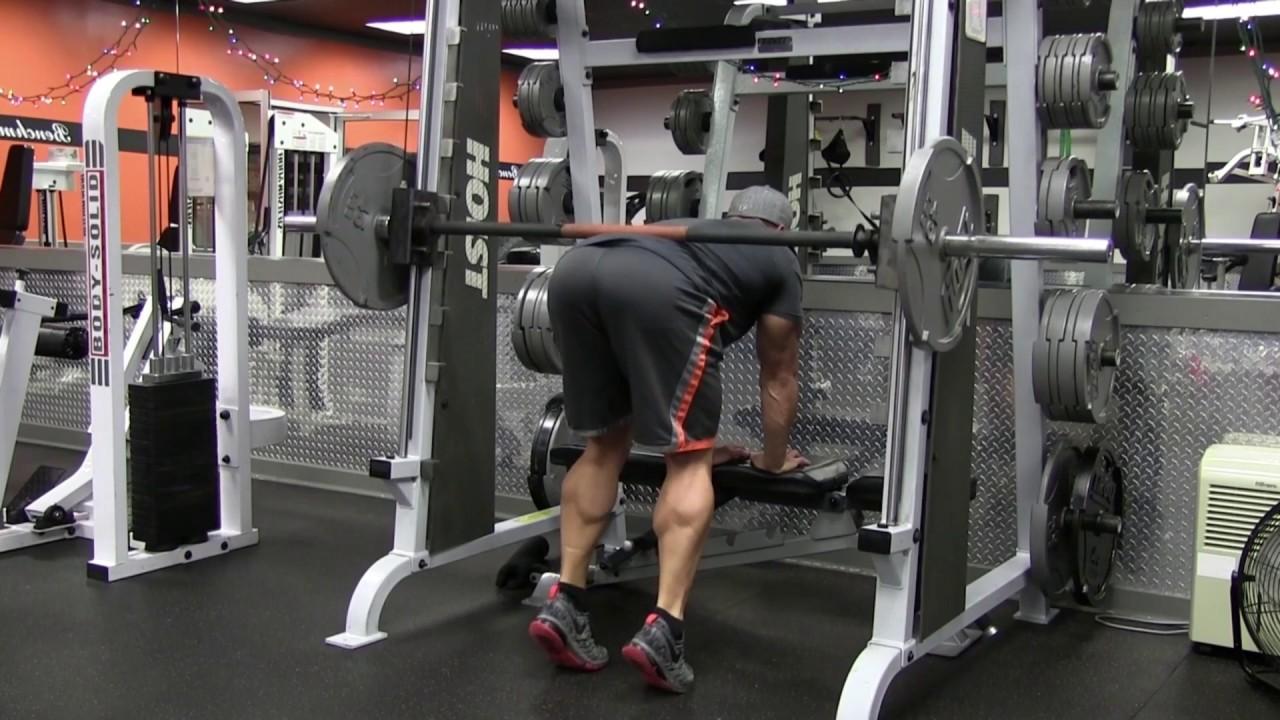Amazing Strength Training Exercises For Leg Day Health
