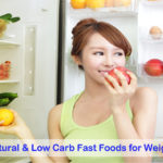 Guide to Natural & Low Carb Fast Foods for Weight Loss