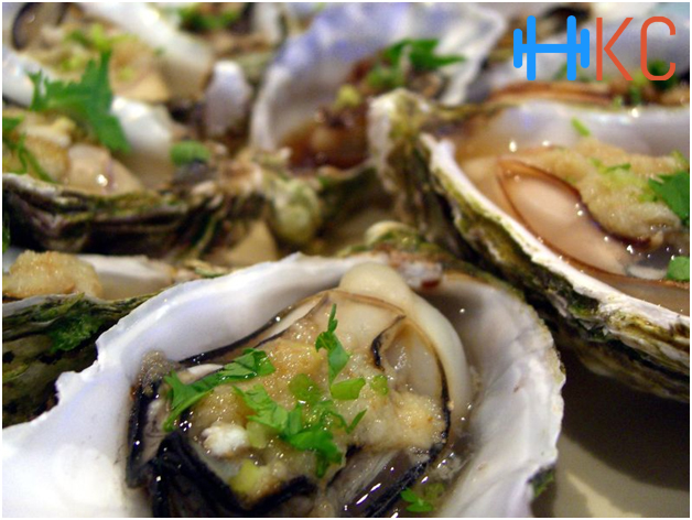 Best Foods for Muscle Building, Foods for Muscle Building,Oysters