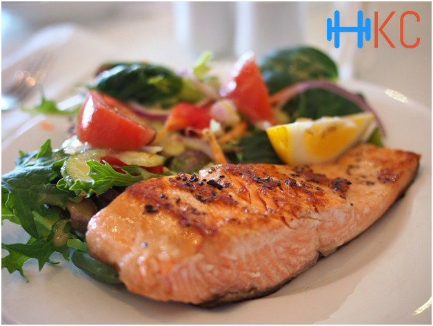 Best Foods for Muscle Building, Foods for Muscle Building, Salmon