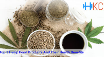 Top 5 Hemp Food Products And Their Health Benefits