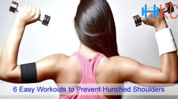 6 Easy Workouts to Prevent Hunched Shoulders