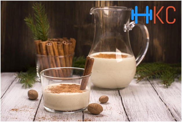 Milk and Nutmeg Drink, Five Awesome Juices to Burn Crazy Belly Fat