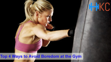 Top 4 Ways to Avoid Boredom at the Gym, Ways to Avoid Boredom at the Gym