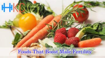 Foods That Boost Male Fertility