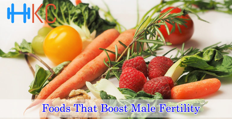 Foods That Boost Male Fertility