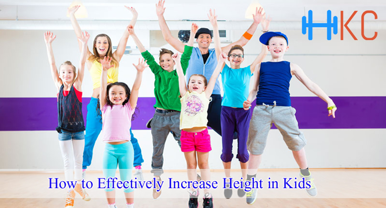 How to Effectively Increase Height in Kids
