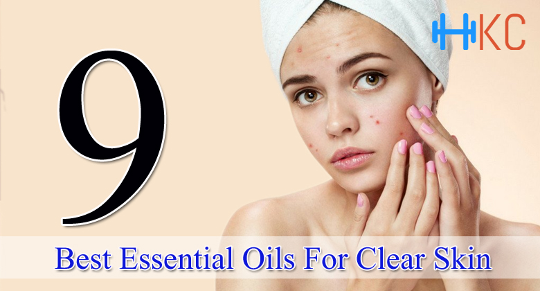 9 Best Essential Oils For Clear Skin