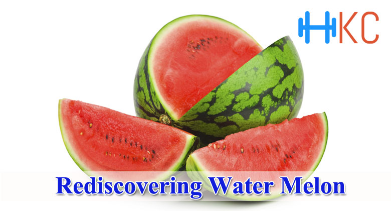 Rediscovering water melon