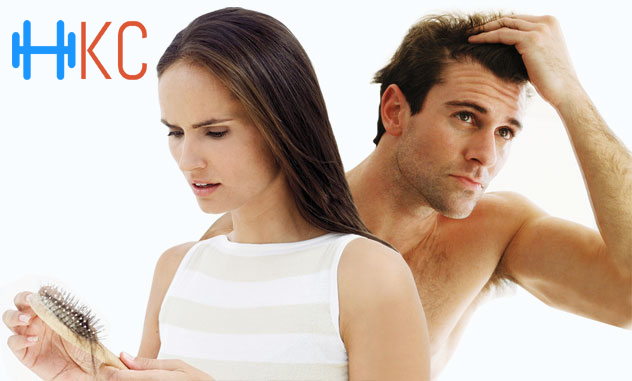Reasons Of Hair Loss In Males And Females