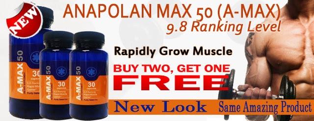 Anapolan Max, Anapolan Max 50, Anapolan max Ingredients, Anapolan max Ingredients Benefits