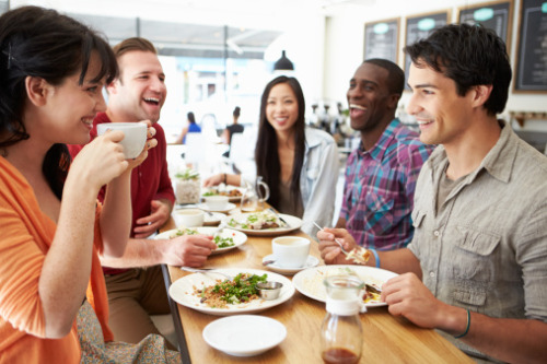 Common Weight Loss Problems, Eating Out With Friends And Family