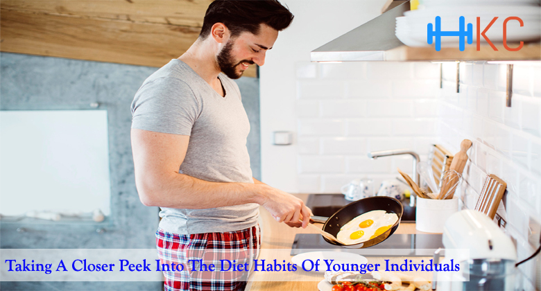 Diet Habits Of Younger Individuals