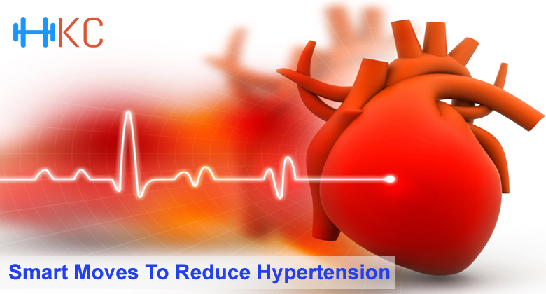 Smart Moves To Reduce Hypertension, Smart Moves To Reduce blood Pressure