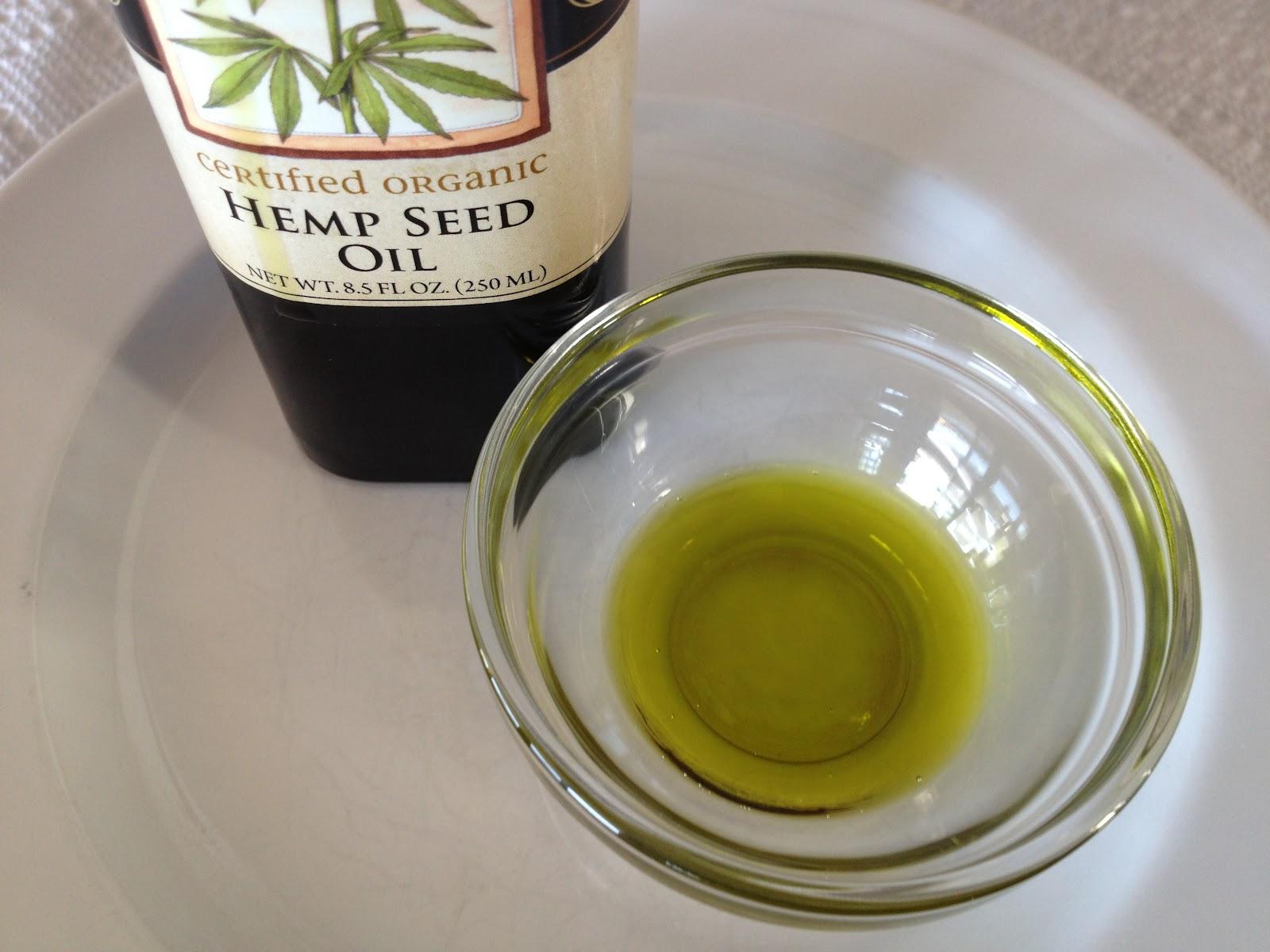 Hemp Seed Oil, Hemp Seed Oil Benefits