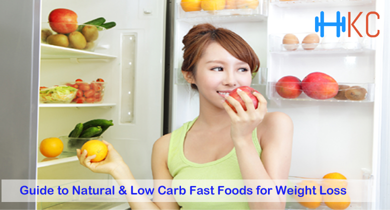 Low Carb Fast Foods for Weight Loss