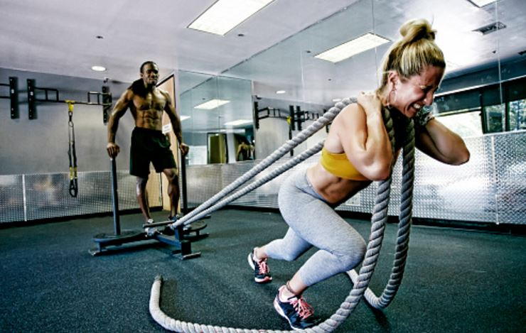 Image result for CrossFit training
