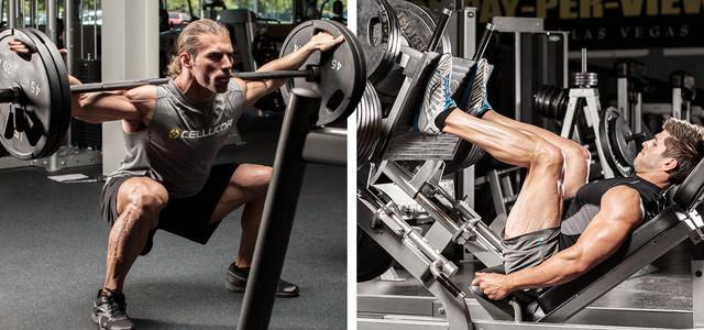 Leg Workouts, Training Exercises For Leg Day, Leg Workout, Leg Exercises