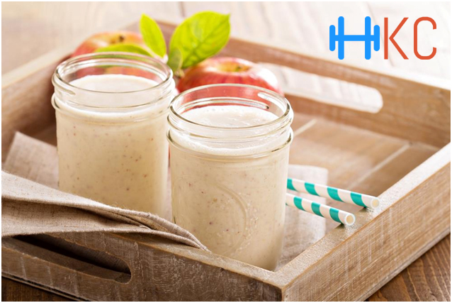 Apple Smoothie with Psyllium, Five Awesome Juices to Burn Crazy Belly Fat