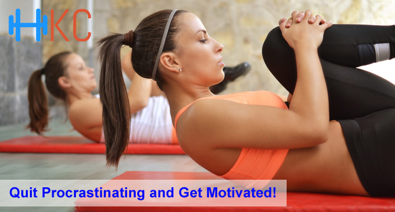 Quit Procrastinating and Get Motivated!