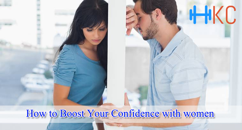 How to Boost your Confidence with women