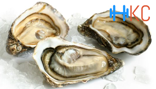 Oysters, Foods That Boost Male Fertility
