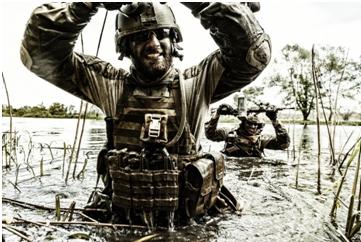 Commando in the USA
