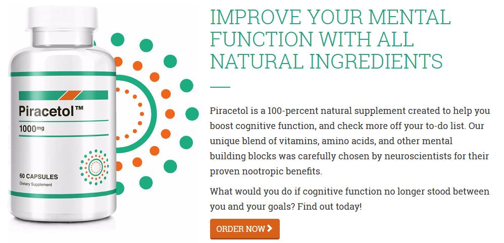 Piracetol Reviews