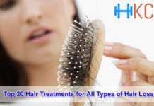 Top 20 Hair Treatments