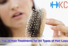 Top 20 Hair Treatments