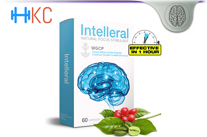 Intelleral Brain Booster Review - Ingredients, Side
