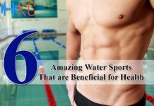 6 Amazing Water Sports That are Beneficial for Health