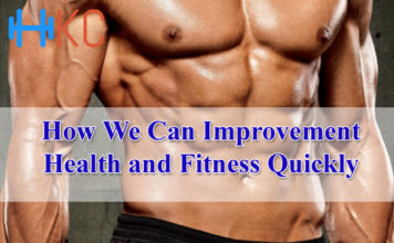 Improvement Health and Fitness Quickly