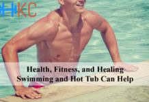 Swimming and Hot Tub Can Help