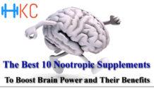 The Best 10 Nootropic Supplements