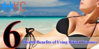 health benefits of using bikini