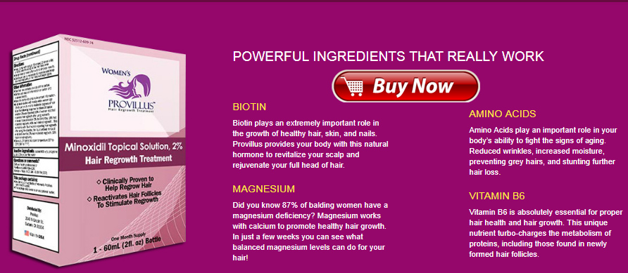 Women S Provillus Review Benefits Side Effects Ingredients